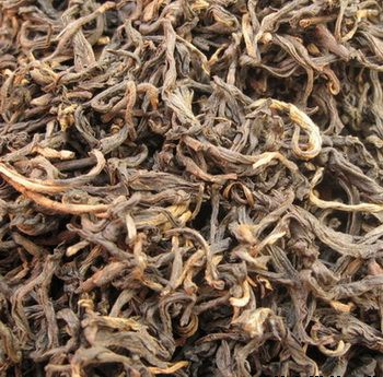 云南普人堂2012年古树滇红茶
